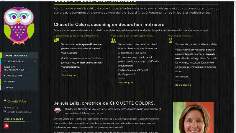 Chouette Colors