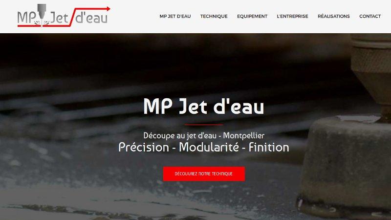 MP Jet d'eau