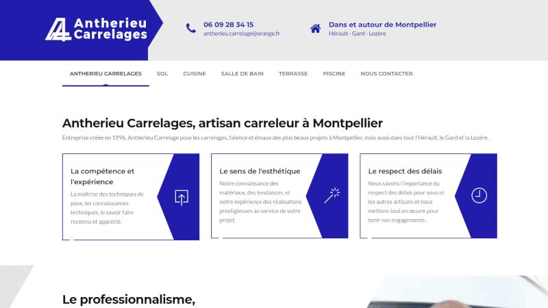 Anthérieu Carrelages