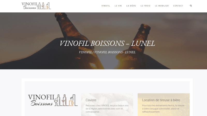 Vinofil