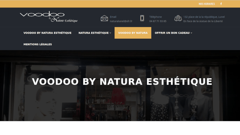 Voodoo by Natura